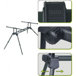 Rod pod Select 2,95 kg   1 szt
