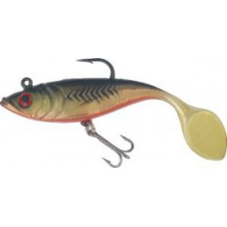 Natural Shad Kolor 6 / 18 g / 100 mm   1 op /5 szt/
