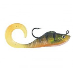 Holo Twister Shad Kolor 2 / 11 g / 85 mm   1 op /10 szt/