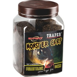 Pellet Monster Carp 500G 24mm-Czarny 500g 24mm