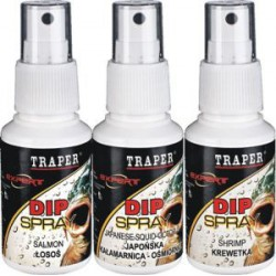 Dip Spray Łosoś     50 ml / 50 g